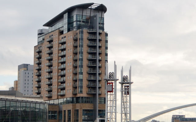 Energicity Appointed at Salford Quays