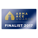 ARMA ACE Awards Finalist 2017