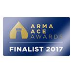 ARMA ACE Awards Finalist 2017