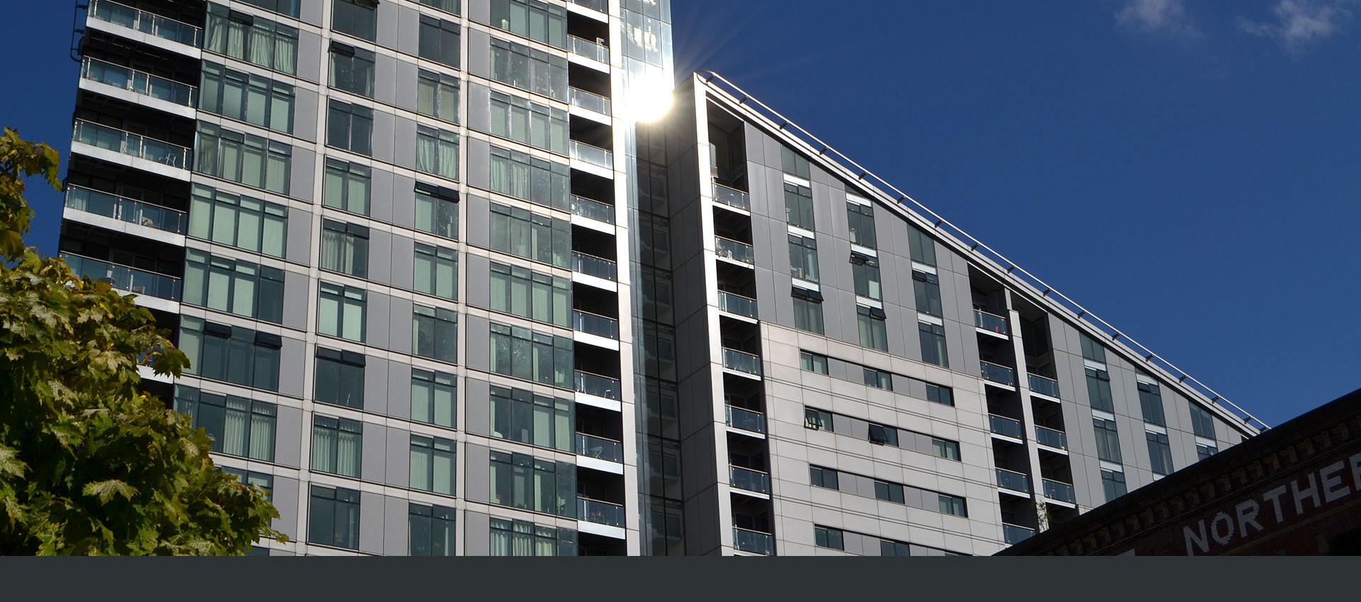 Great Northern Tower by Energicity - Experts in LED lighting and controls