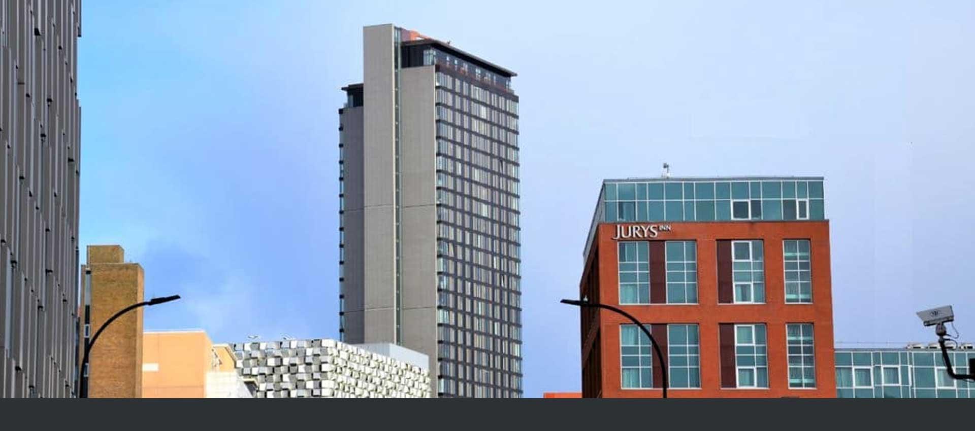 St Paul's City Lofts, Sheffield - Energicity