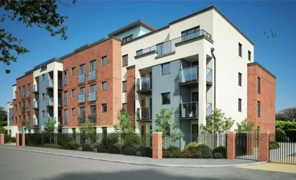 Yew Tree Court, Retirement Housing, McCarthy & Stone